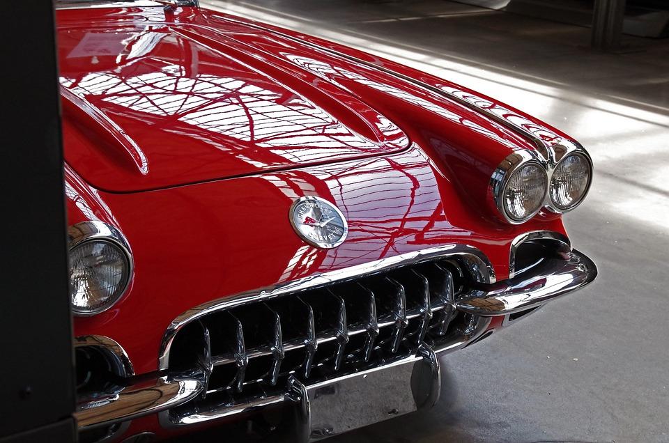 Corvette, Chevrolet, Auto, Automotive, Classic, Chevy