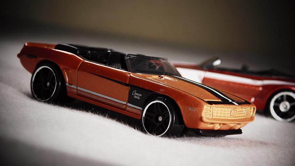Chevrolet, Diecast, Chevy, Miniature, Camaro, Maquette