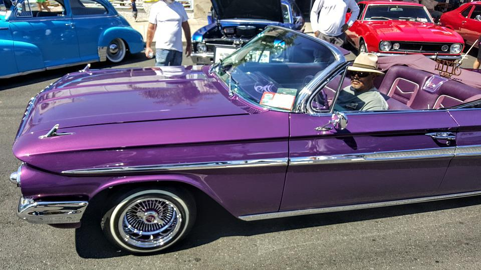 Free Photo Chevy Impala Car Show Lowrider Car Chevy Max Pixel