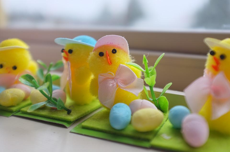 Easter, Chick, Egg, Spring, Holiday, Chicken