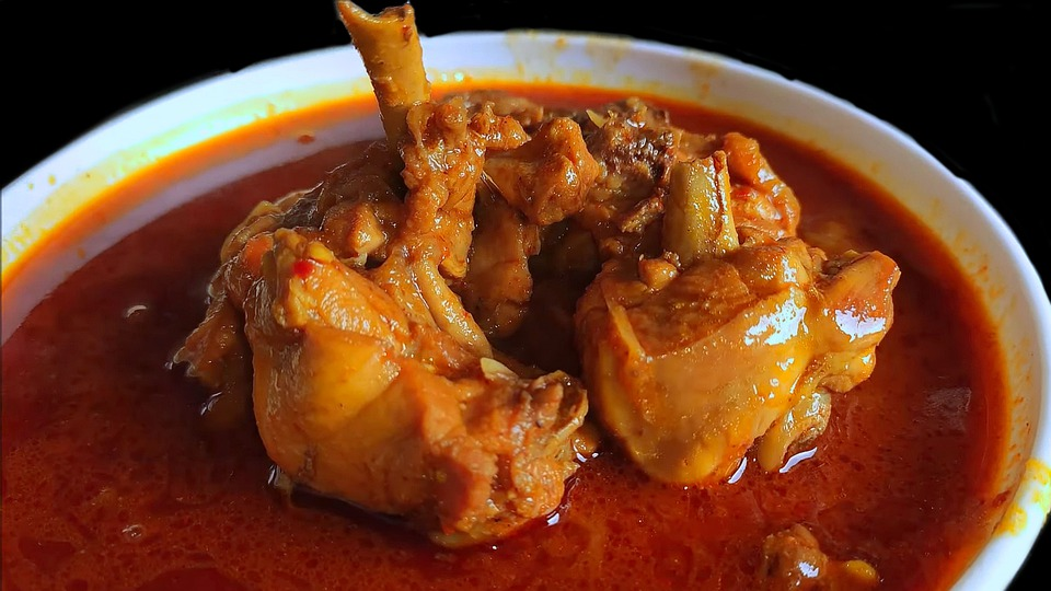 Chicken Curry, Eid Special, Murga Chicken