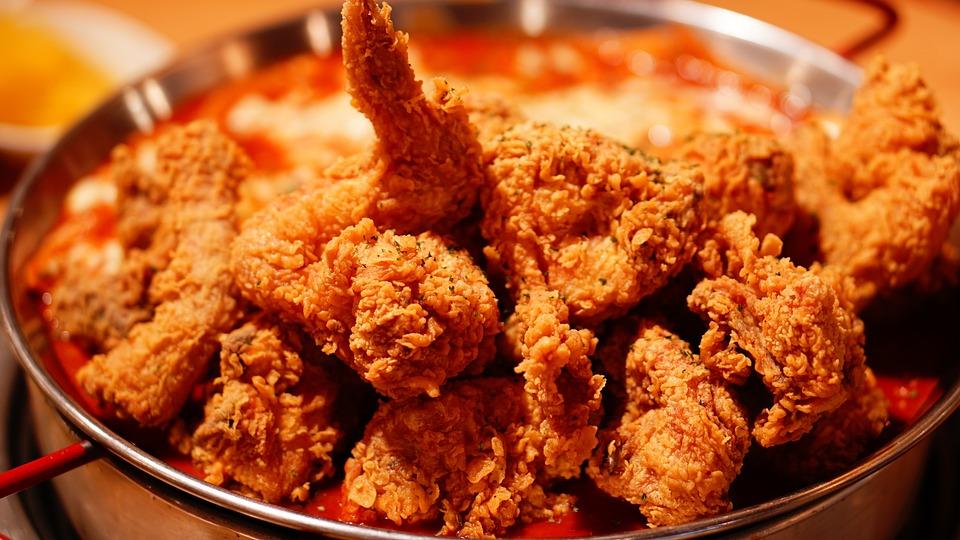 Chicken, Fried, Chicken Dishes, Fried Chicken
