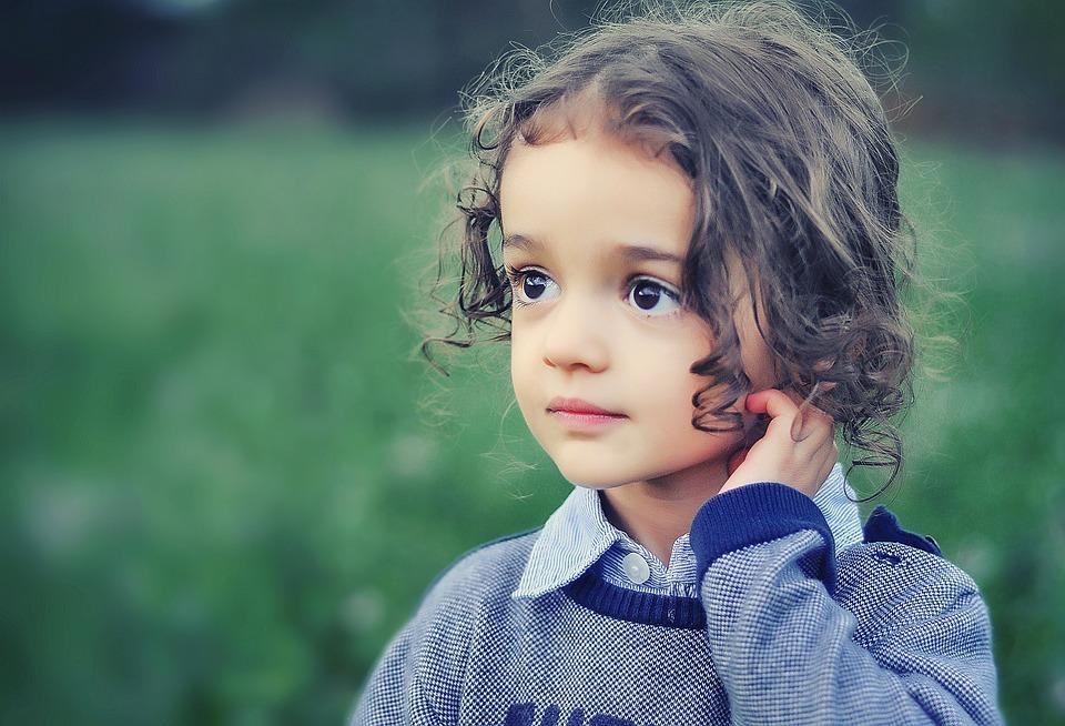 Child, Model, Girl, Beauty, Portrait, Fashion, Little