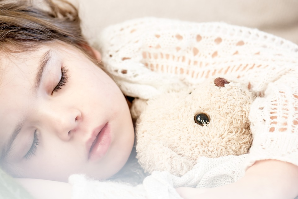 Sleeping, Child, Napping, Girl, Kid, Little, Cute, Bed