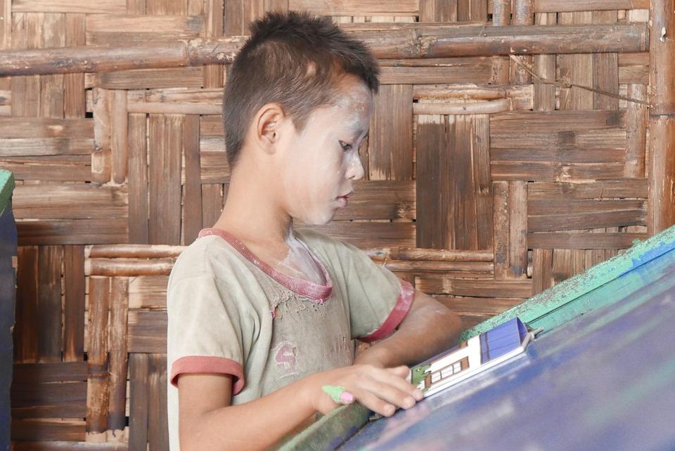 Child, Read, Book