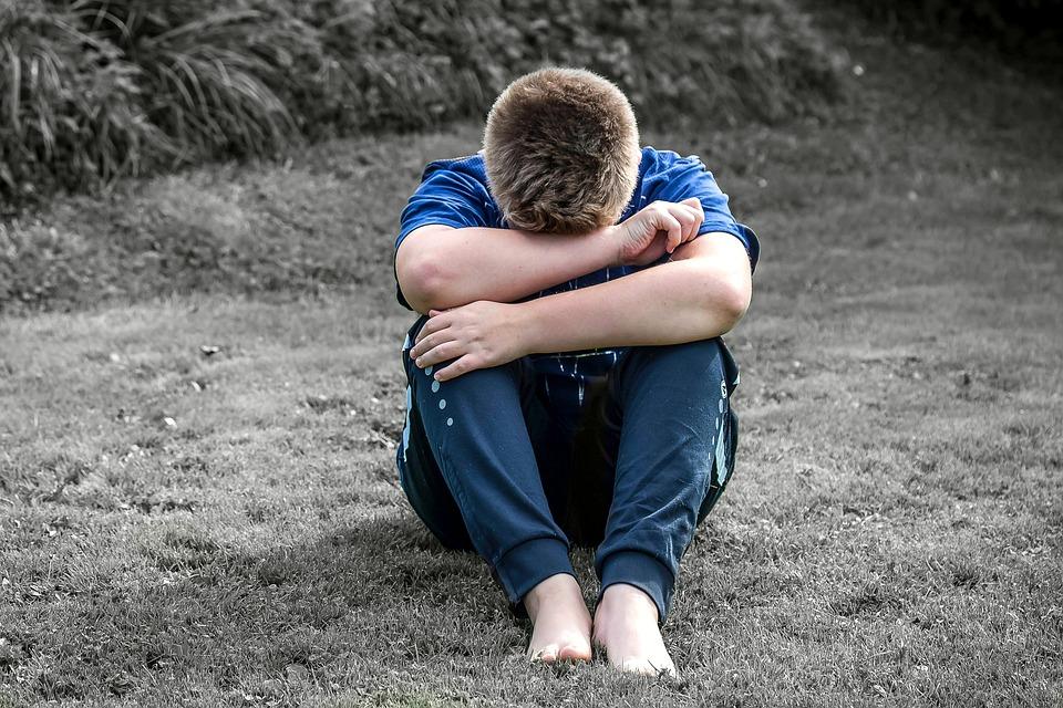 Free Photo Child Cry Sit Sad Want To Be Alone Alone Boy Max Pixel Custom Alone Cry
