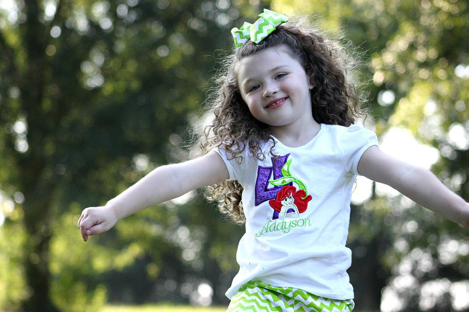 Girl, Young, Child, Happy, Smiling, Beautiful, Kid