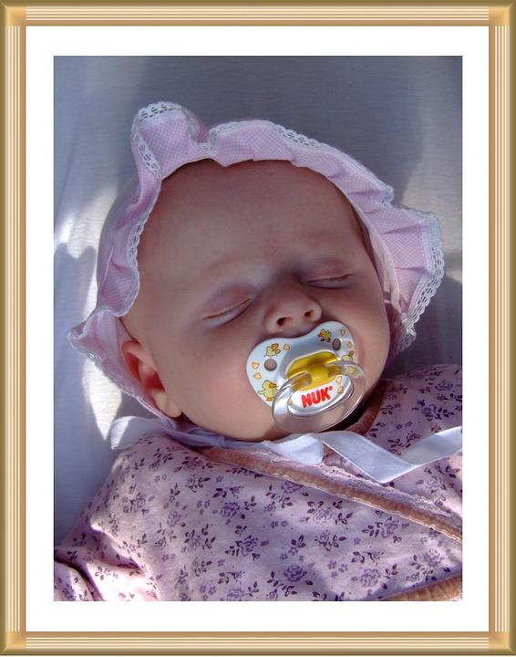 Baby, Infant, Child, Small Child, Girl, Sleep, Sleeping