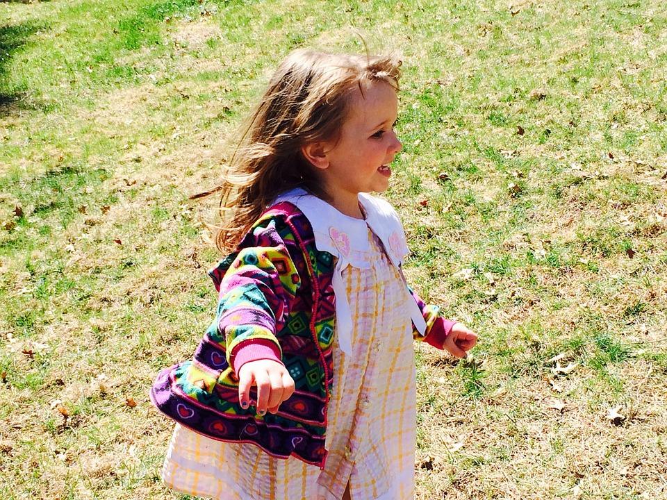 Girl, Little Girl, Outside, Child, Cute, Little, Kid