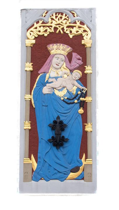 Madonna, Maria, Mother Of God, Christianity, Child