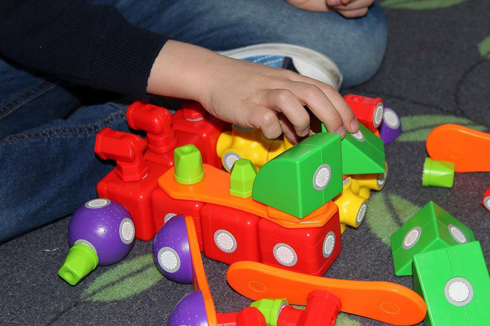 Pads, Toy, Child, Plastic, Fun, Play, Toys, Children