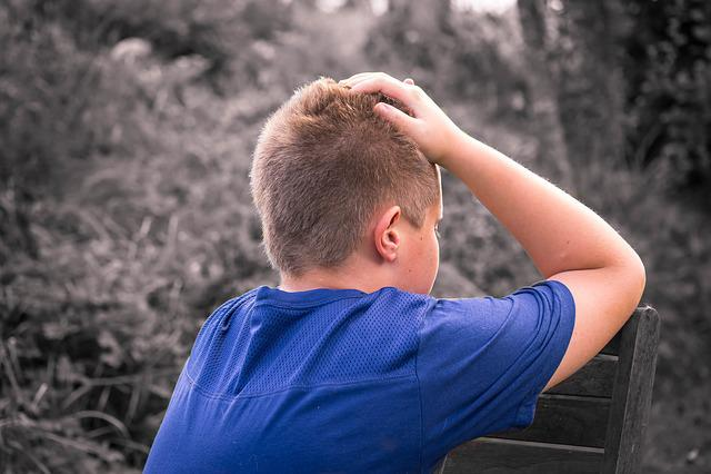 Boy, Child, Sad, Alone, Sit, Want To Be Alone, Cry