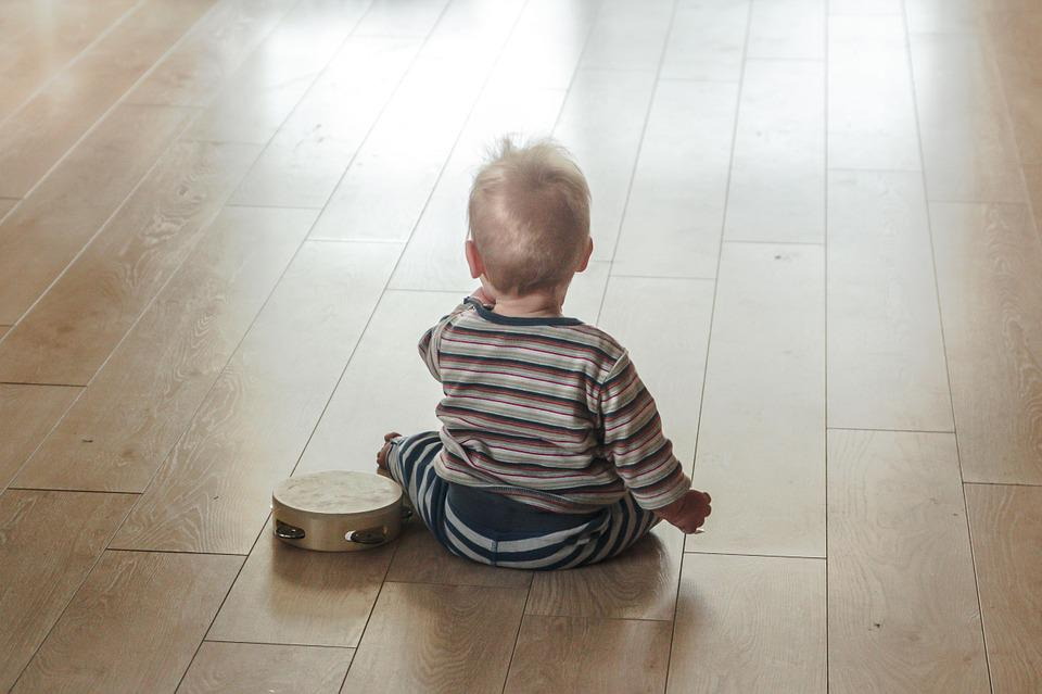 Child, Music, Sit, Young, Boy, Musical, Sound