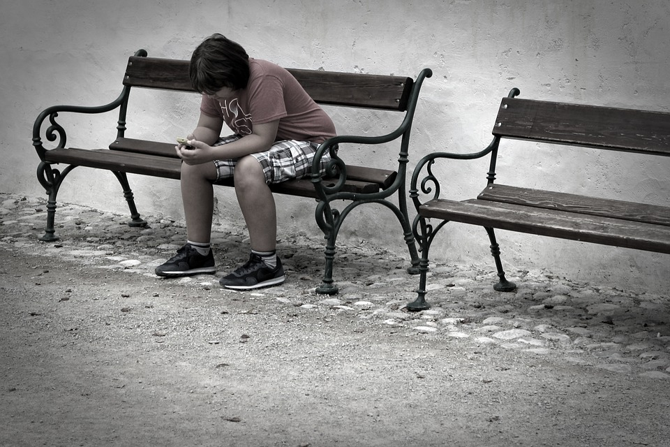 Child, Young People, Youth, Teen, Lonely, Alone, Sad