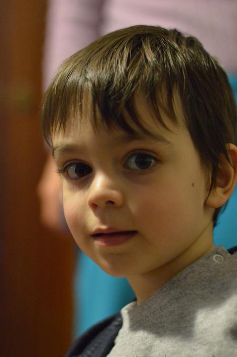 Children, Portrait, Boy, People