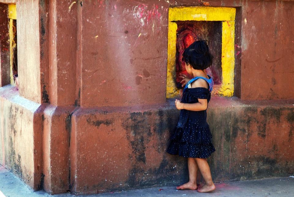 Nepal, Children, Religion