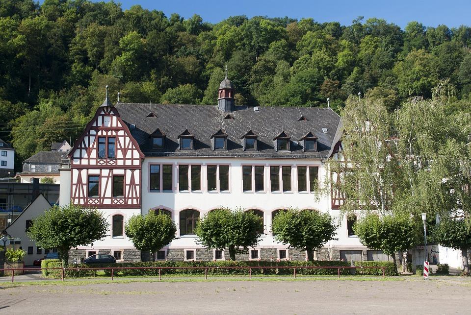 Rheinfels, School, Rhine Equipment, Children