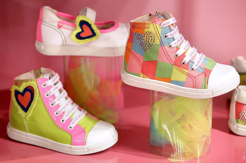 Footwear, Shoes, Children