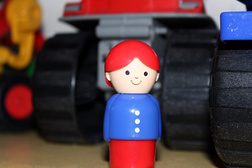 Toy, Guy, Children, Fun, Lego, Ludek, The Figurine