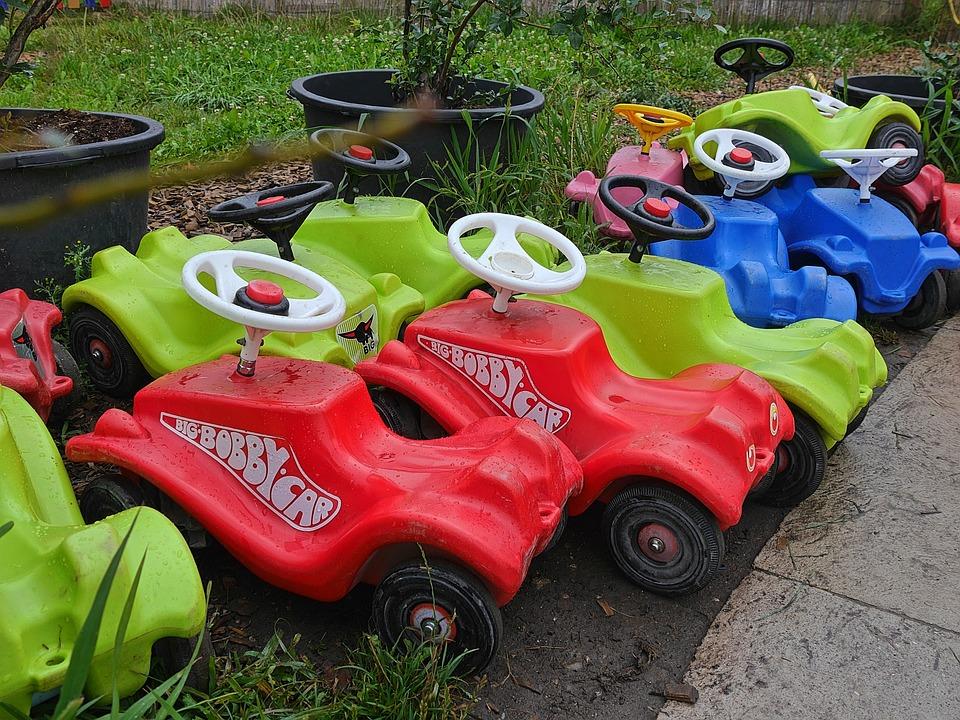 Bobby Car, Children Toys, Auto