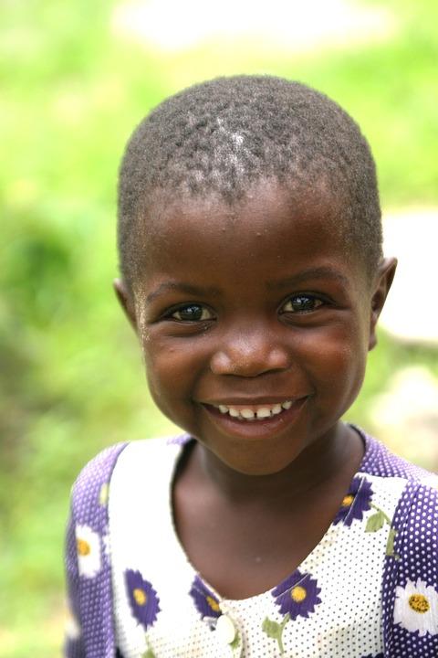 Africa, Children's