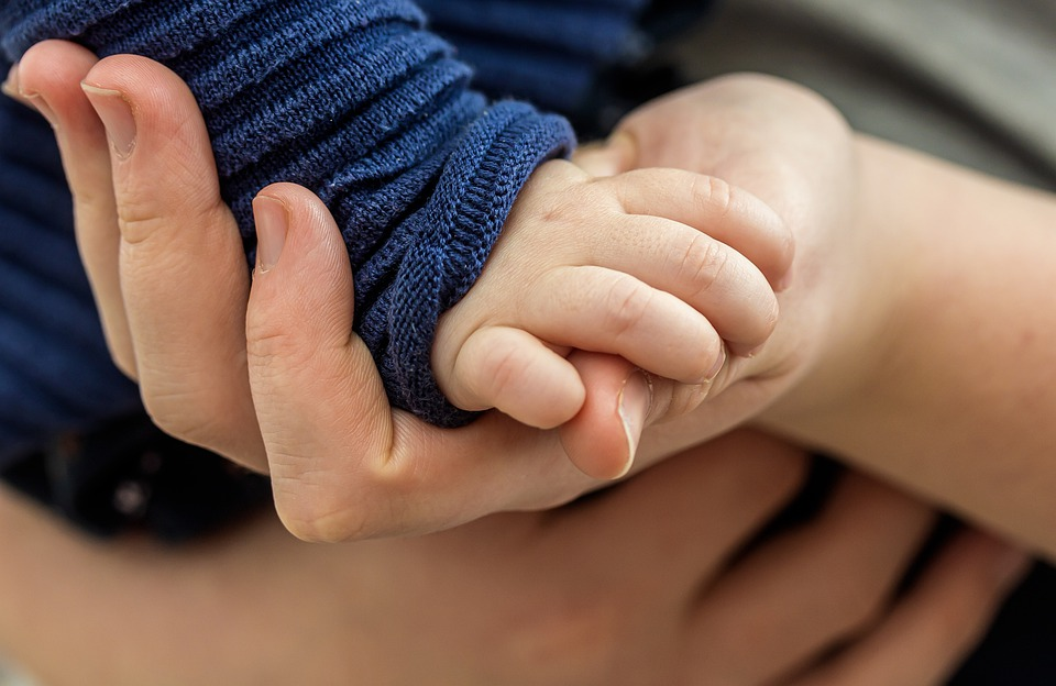 Toddler Hand, Child's Hand, Hand, Trust, Hands