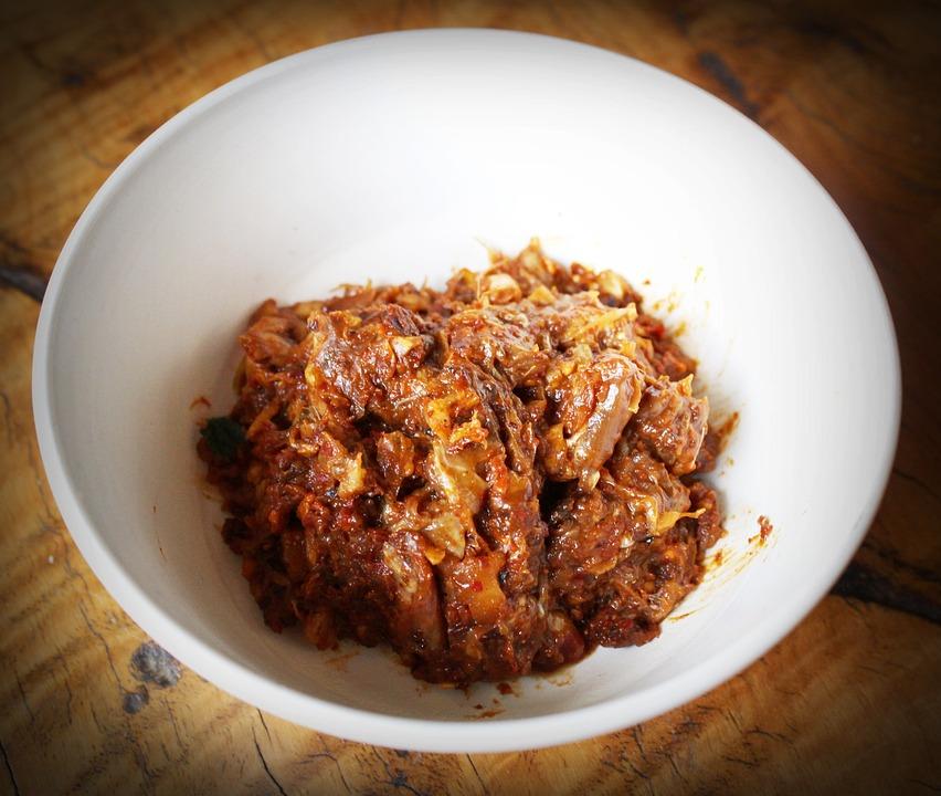 Spicy Chili Paste, Nam Prik, Thai Cuisine, Thai, Chili