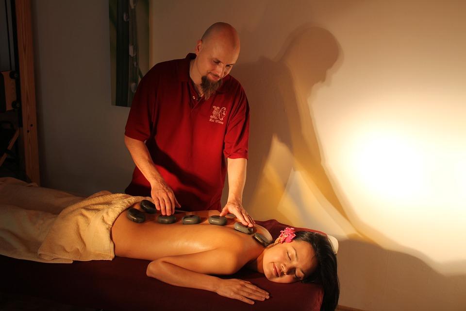 Wellness, Massage, Hot Stone, Chillout, Healing, Hot