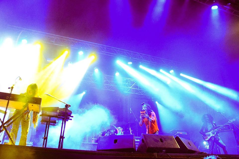 Concert, Music, Rock, Chimbote, Scene, Musician