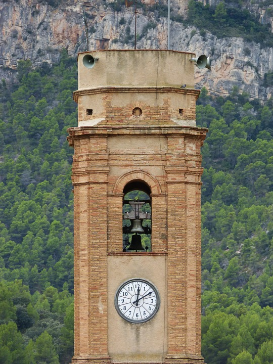 Bell Tower, The Clock Tower, Campaigns, Priorat, Chimes