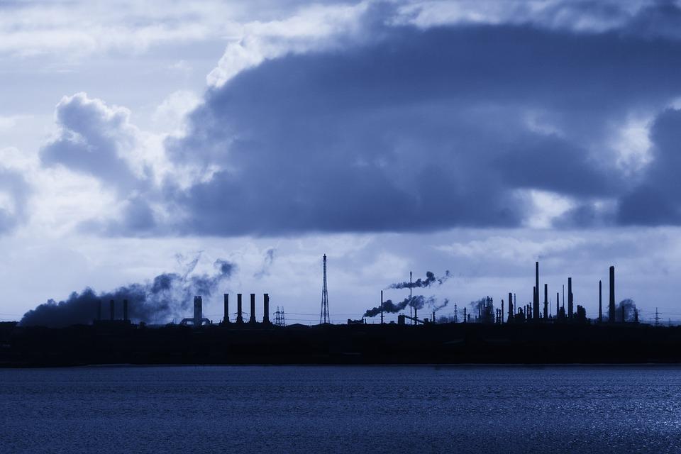 Air, Burning, Chimney, Energy, Environment