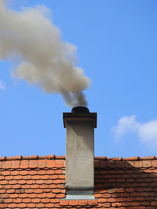 Free photo Chimney Fireplace Pollution Exhaust Gases Smoke ...