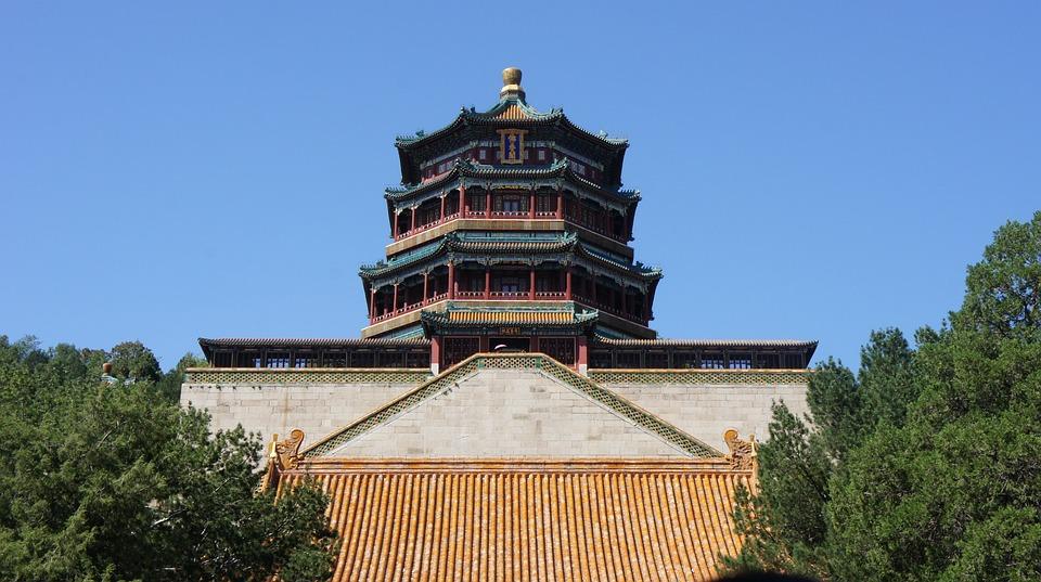 China, East, Summer Palace, Beijing