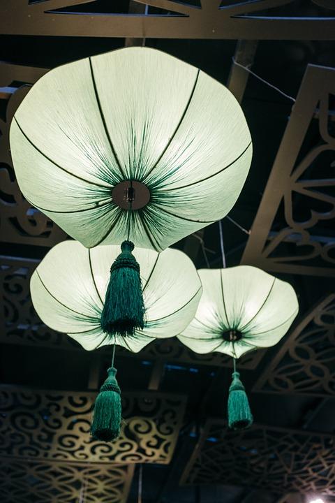 Lamp, China, Traditional, Lantern, Chinese Lamp