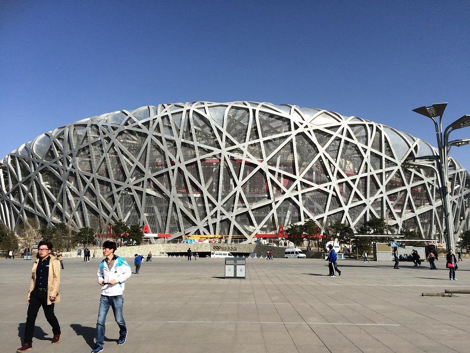 Olympic Village, Beijing, China