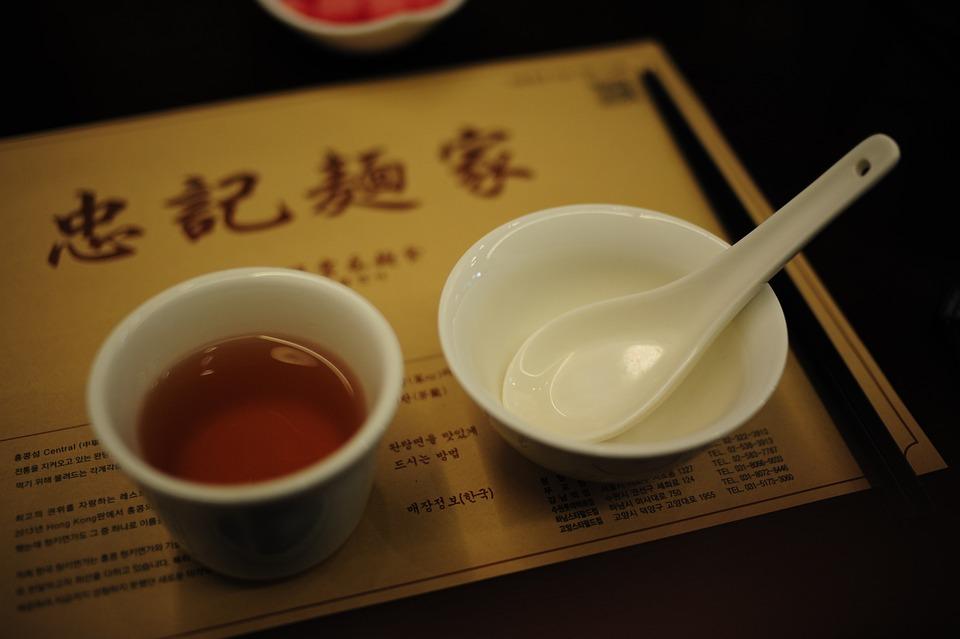 Tableware, Tea, Chinese, Porcelain