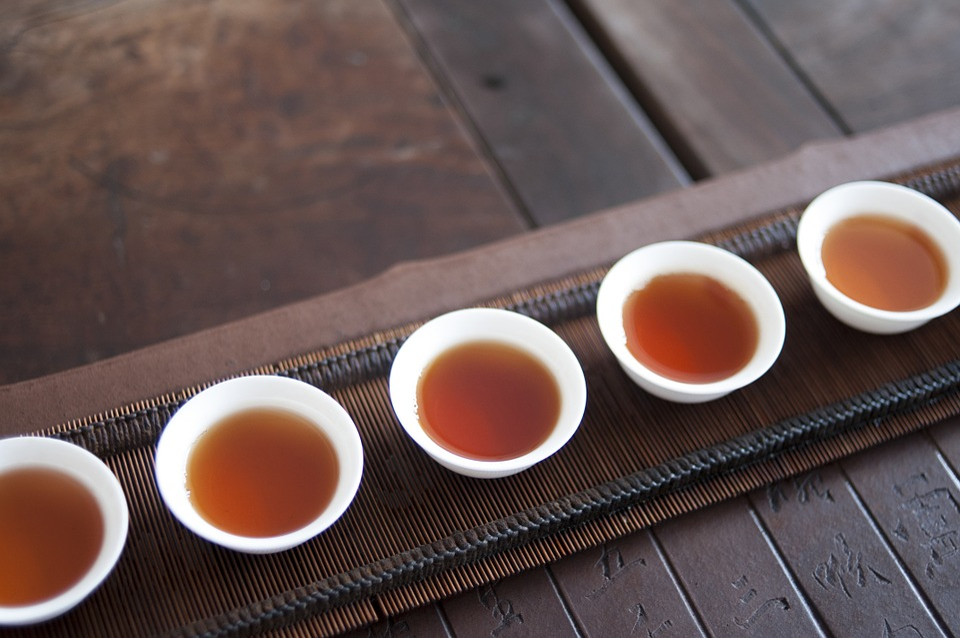 Da Hong Pao, Chinese Tea, Traditional