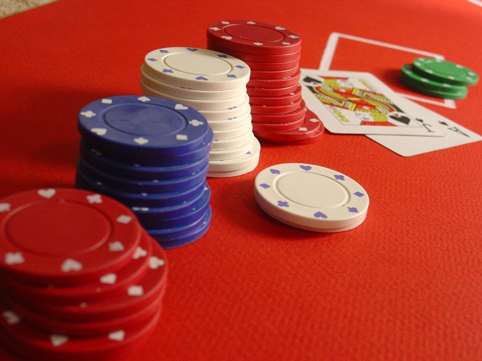 Poker, Blackjack, Chips, Cards, Casino, Gambling, Game