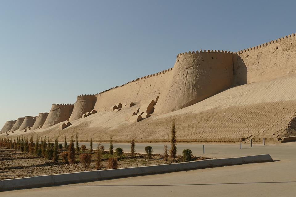 Uzbekistan, Chiva, Historic Center, Ichankala