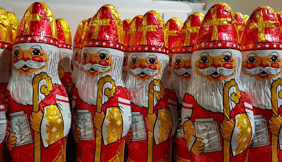 Saint Nicholas, Chocolate, Sintsnoep, Candy