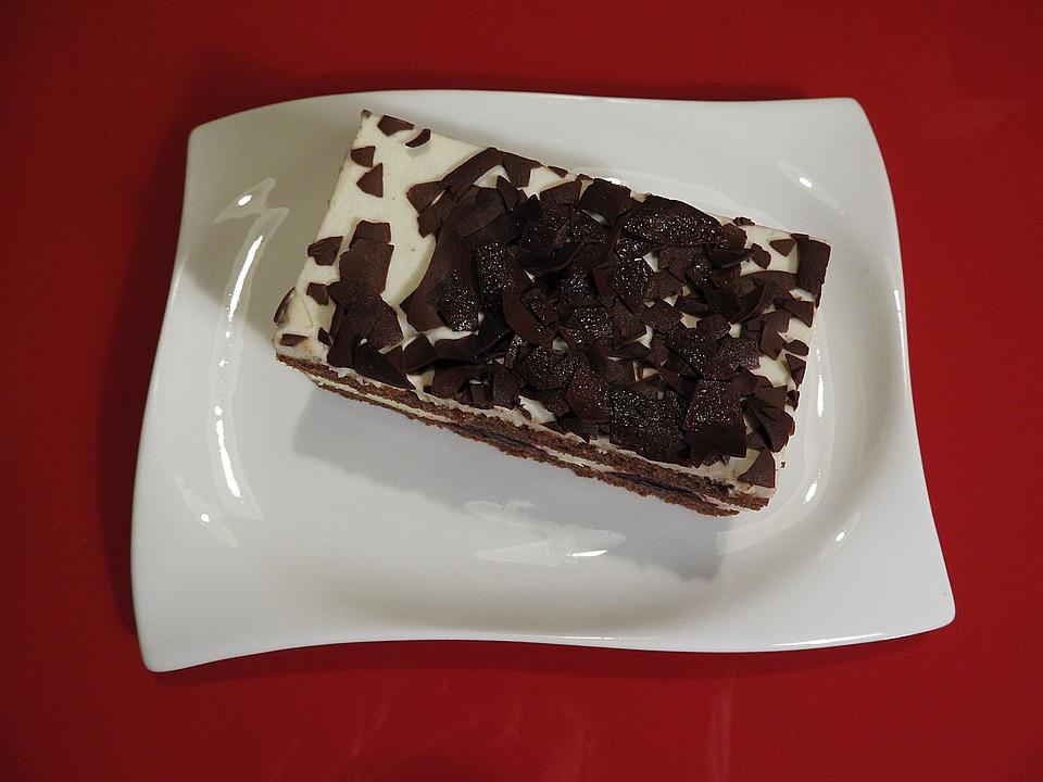 Black Forest Cake, Dessert, Chocolate Chips