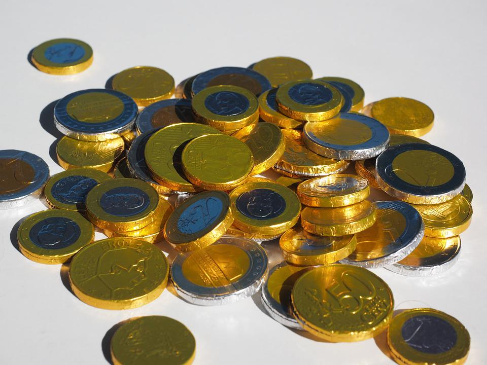 Chocolate-Coins-Euros-Money-Coins-Chocol