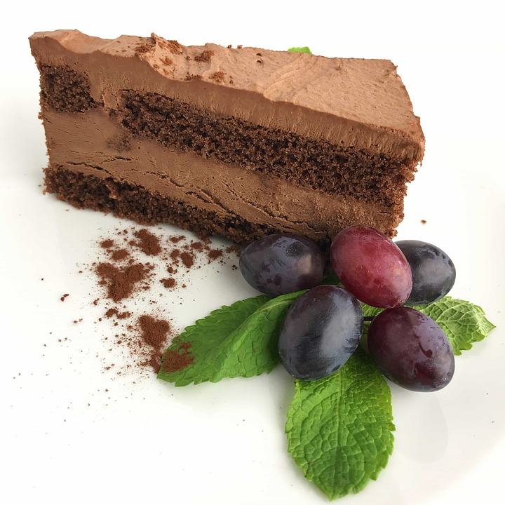 Cake, Chocolate, Pastry, Delicacy, Chocolate Cake