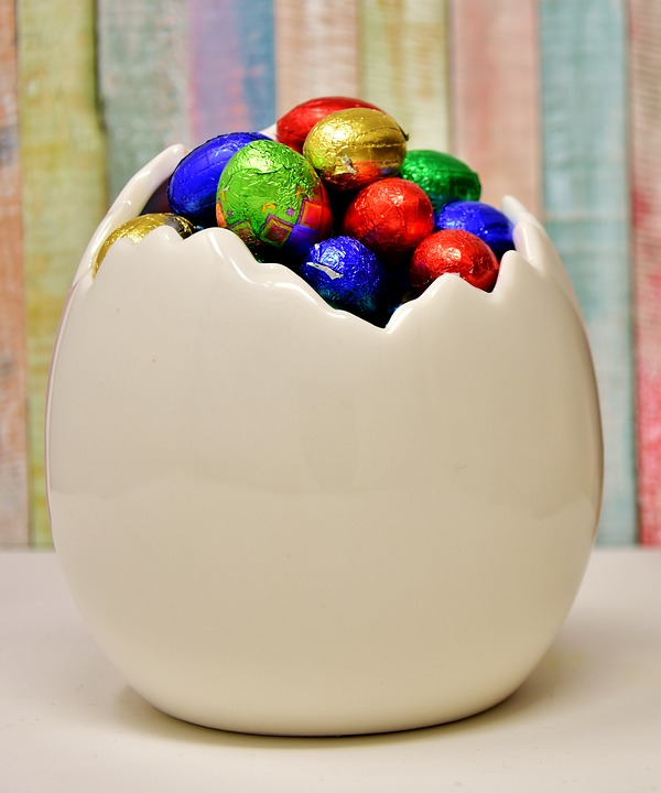 Easter, Chocolate Eggs, Colorful, Easter Eggs, Egg