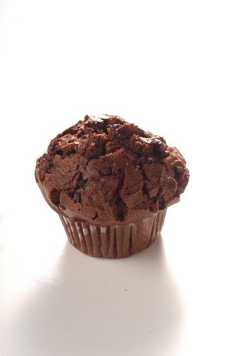 Chocolate, Muffin, Cupcakes, Bakery