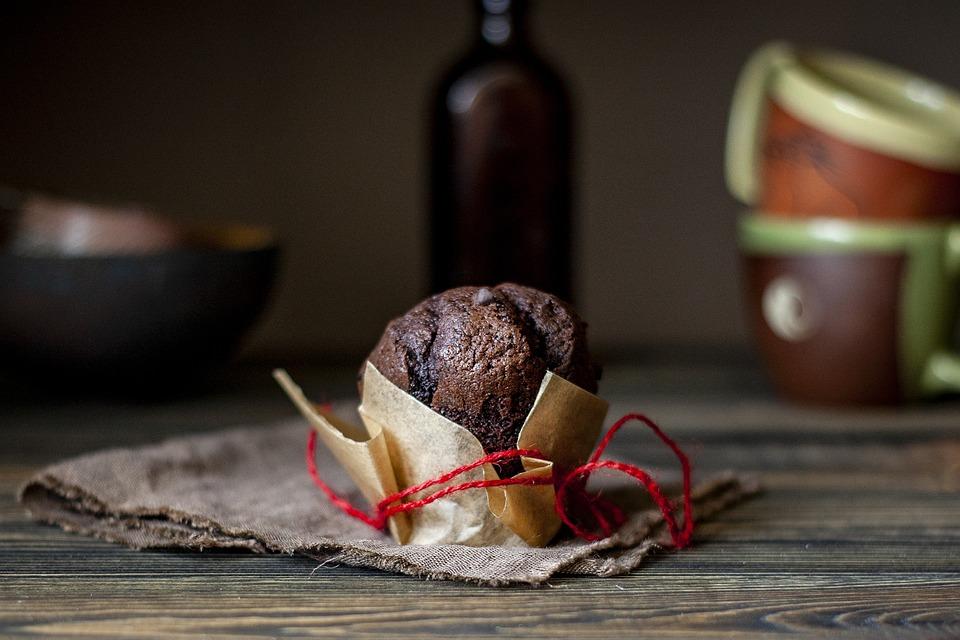 Brownie, Muffin, Chocolate, Dessert, Sweet, Cake, Food