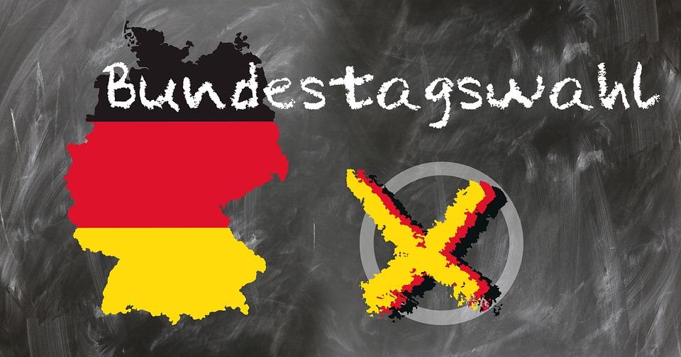 Bundestagswahl, 2017, Demokratie, Germany, Choice