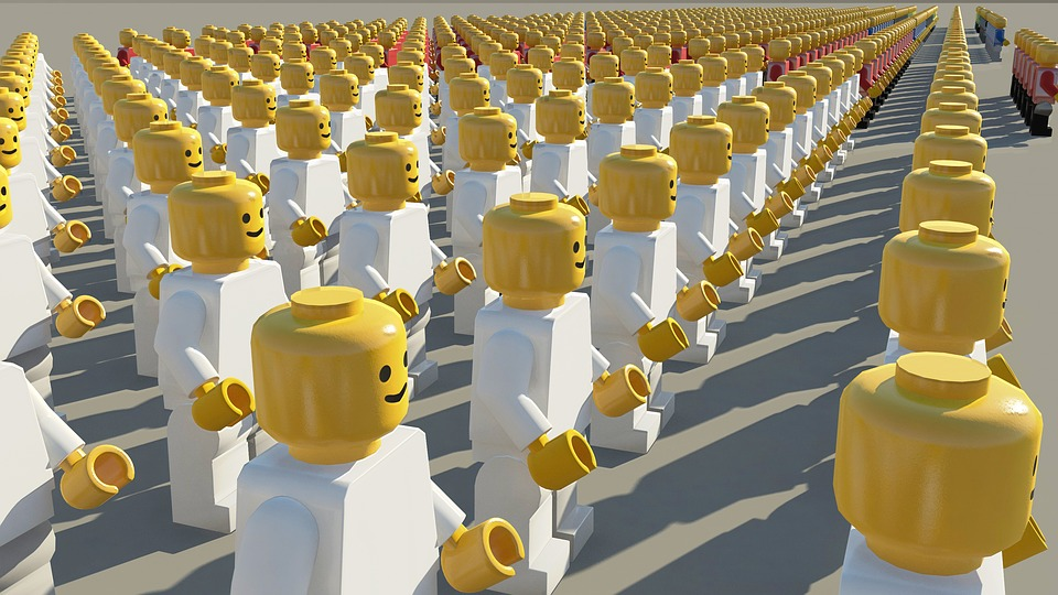 Crowd, Lego, Staff, Choice, Selector, Vote, Survey