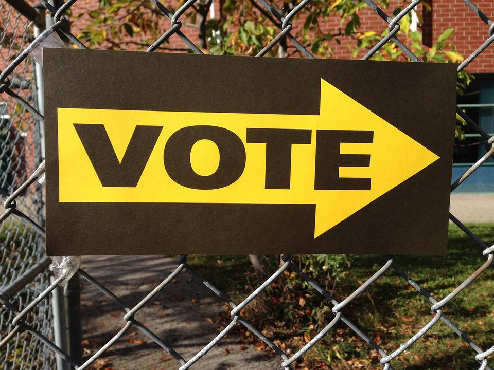 Vote, Sign, Voting, Choice, Election, Democracy