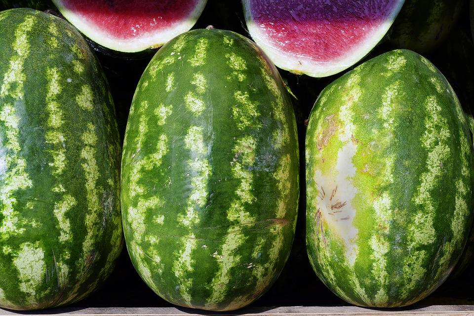 Watermelon, Choose, Fruit, Pulp, Citrullus Lanatus